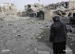 Raqqa post apocalypse Mar 2018 (AFP News Agency)