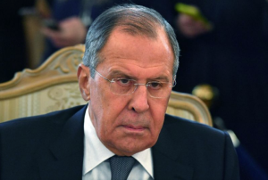 Sergei Lavrov (AFP Photo:Yuri KADOBNOV) Apr 13 2018