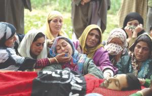 Sharjeel Ahmed Sheikh (Kashmir Monitor) Apr 26 2018