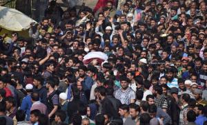 Shopian funerals from Apr 1st 2018 (Basit Zargar)