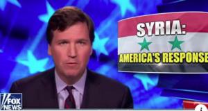 Tucker Carlson on Fox News Apr 13 2018