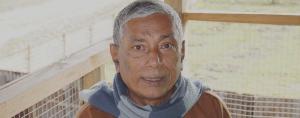 U Kyaw Hla Aung, Rohingya activist Apr 26 2018