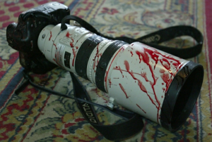 Bloody camera (Aasif Shafi) May 5 2018