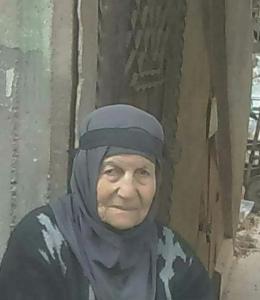 Dhabiyah Abu Rashid, 85-yr-old killed in Yarmouk May 2018
