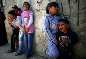 Gaza (Al Jazeera) May 18 2018