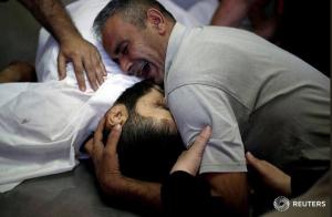 Gaza May 14 2018 (Reuters)