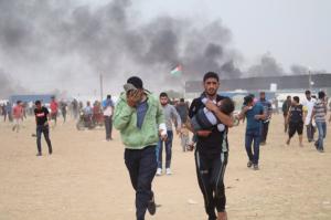 Great Return March (Muhammad Smiry from Gaza) May 10 2018