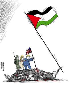 Hani Abbas cartoon (Shehab News) May 15 2018