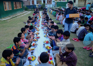 Kashmiri orphans (Getty Images) May 19 2018