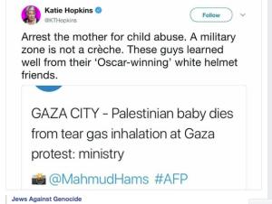 Katie Hopkins on Twitter May 19 2018