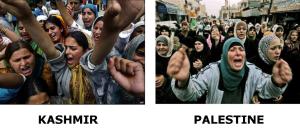 Palestine & Kashmir photos May 17 2018