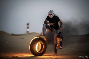 #Ramadan Mubarak from #Gaza ..!! (Palestine Observer) May 17 2018