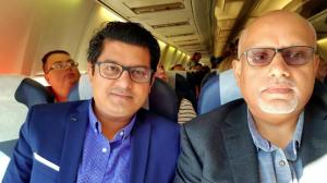 Ro Nay San Lwin & Shafiur Rahman May 5 2018