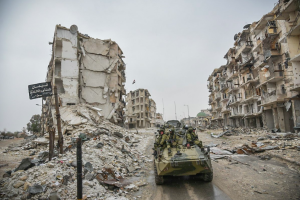 Syria 2017 Russian Defense Ministry Press Service photo via Associated Press