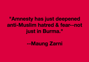 Maung Zarnis on Amnesty meme May 29 2018