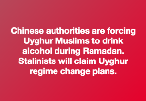 Uyghur meme 2 May 28 2018