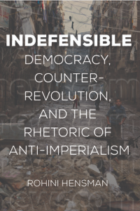 Cover of Indefensible by Rohini Hensman