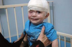 Gaza child July 2018 (alQuds on Twitter) July 16 2018