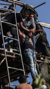 Gaza genocide (Basem Naim) July 21 2018