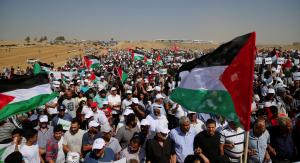 Great Return March Sept 7 2018 (AbdelKarim Alkahlout # Gaza) Sept 7 2018
