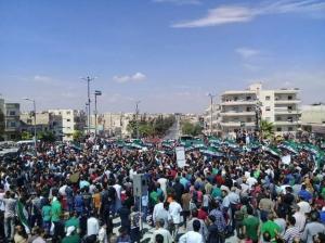 Idlib Sept 7 2018 (Asaad Hanna on Twitter) Sept 7 2018