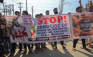 Kashmir for Rohingyas Sept 10 2017 (DOAM) Sept 10 2018