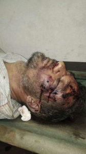 Kashmiri Javed Ahmed Malik July 21 2018