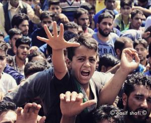Kashmiri boy (Aasif Shafi) July 18 2018