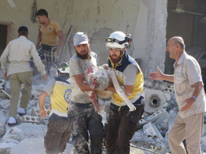 Siege of Idlib (Twitter) Sept 5 2018