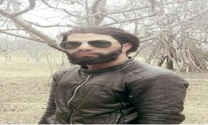 Suhail Ahmed Trambo, blind pellet victim arrested under PSA (Kashmir News Trust) Sept 18 2018