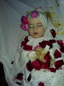 Syrian child of Idlib RIP Sept 5 2018