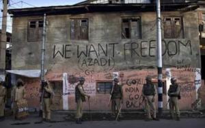 We want freedom (azadi) photo July 18 2018