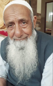 RIP Palestinian Ibrahim Al-Arouqi Oct 3 2018